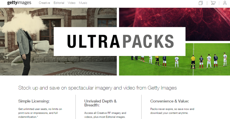 ultrapacks